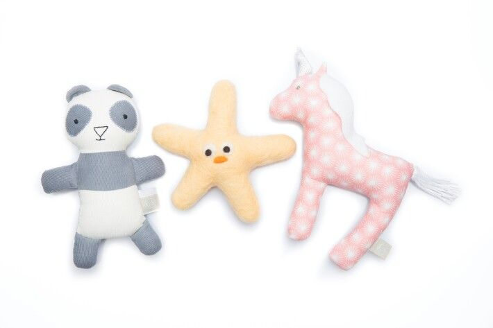 #Baby'sFirstToys, #Babyshowergift, #americanmade, #OandABaby, #BabysFirstFriends, #CribToys