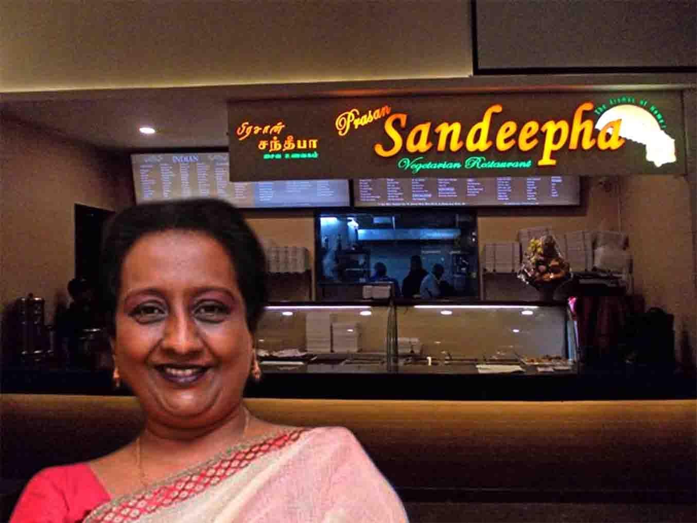 History Maker: Patricia Narayan  - Owns Chain of Restaurants