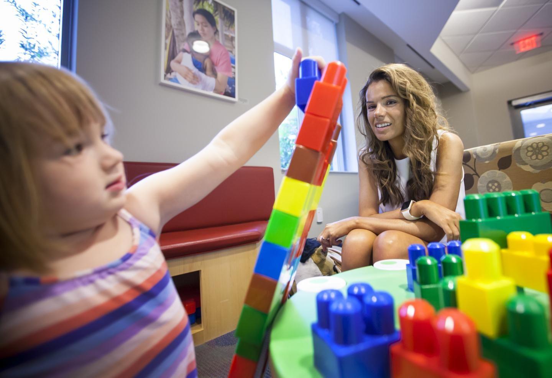Spatial Reasoning Measured In Infancy Predicts How