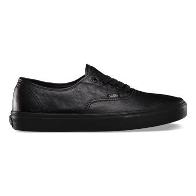 Leather Shoes at Vans
