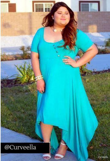 af1486ea73 Maria Handkerchief Dress
