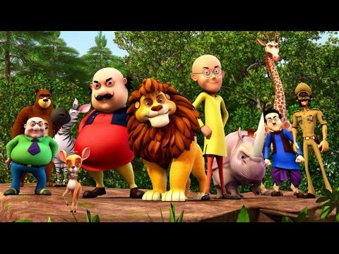 Motu Patlu Cartoon Hindi New Episode The Lion King Cartoon