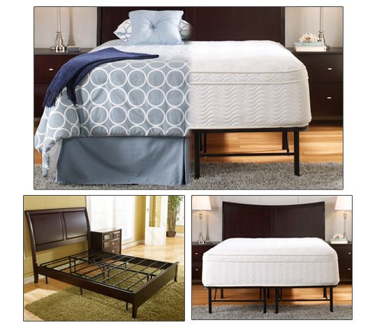 17 best images about beds on pinterest models massage and body weight - Bed Frame For Boxspring And Mattress