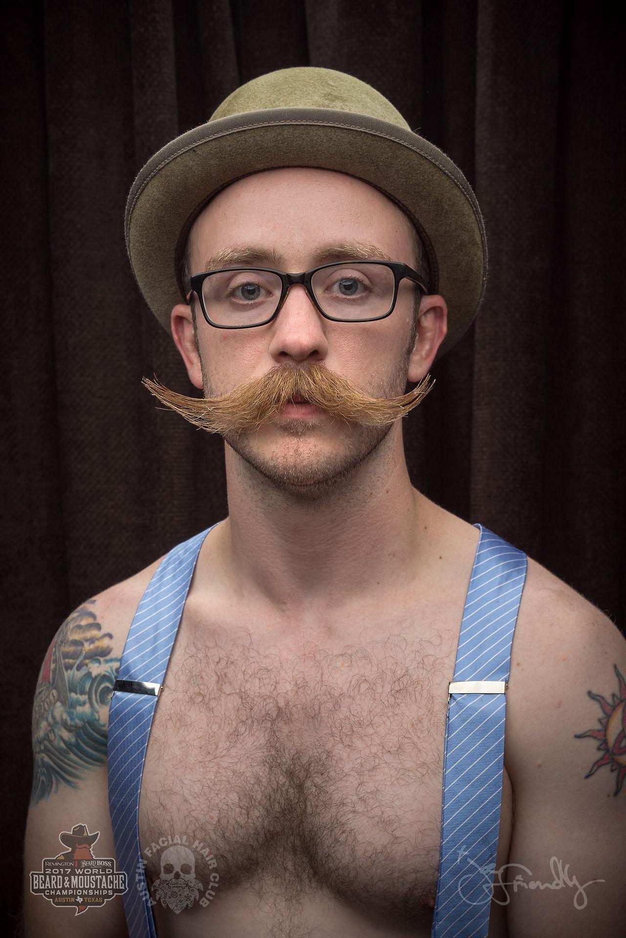 "silveradofurman: ""Sexy nipple suspenders guy with great ..."
