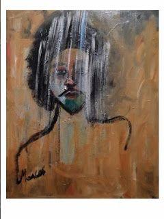 Pintura de Marcos Cavalcante - Moreno