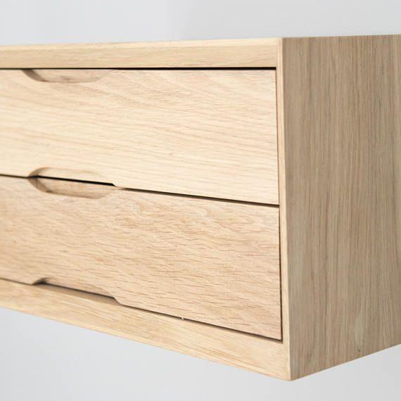 Cabecera de roble doble cajón | deseo un hogar con dormitorio ...