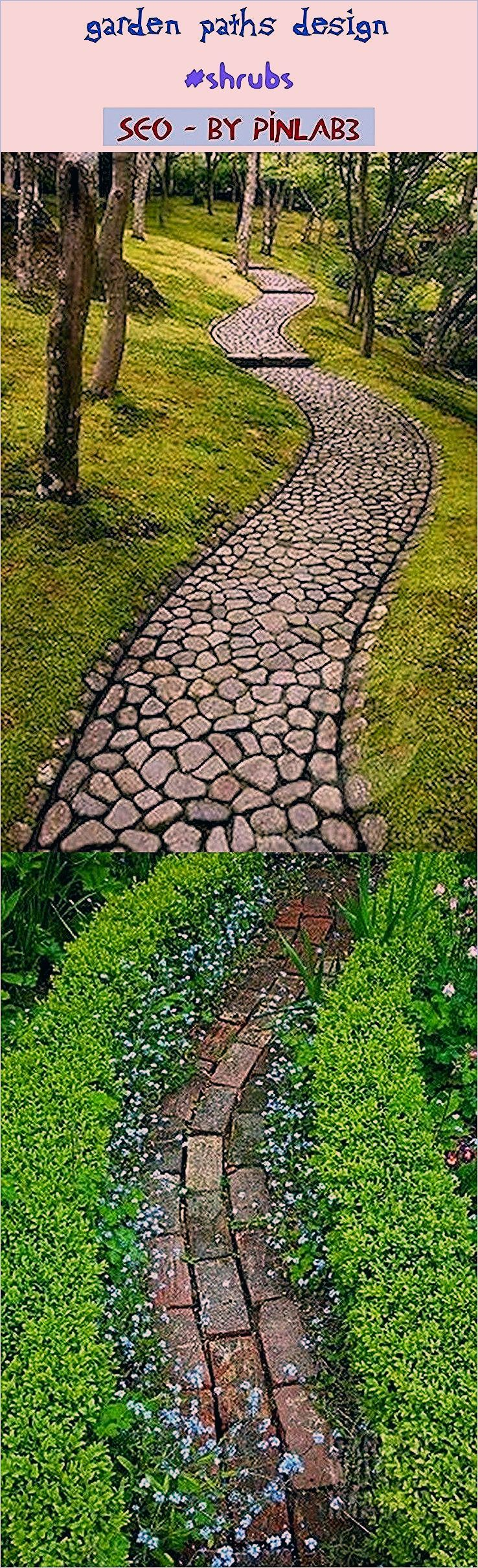 Photo of Garden paths design #shrubs #gardens. garden paths and walkways, garden paths ch…