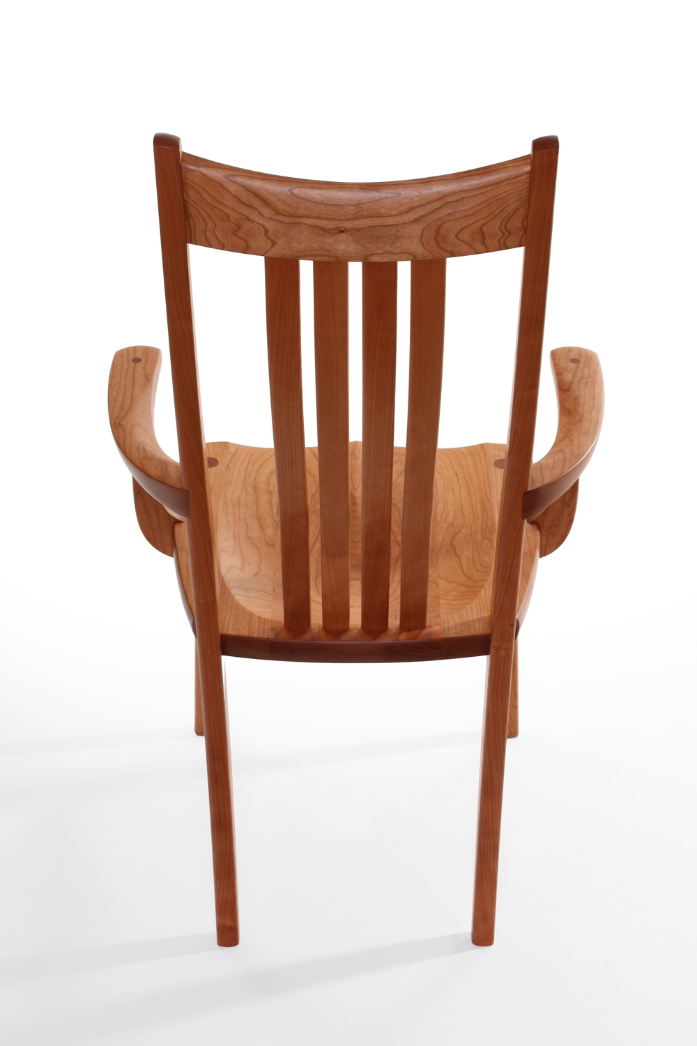 Wilson Arm Chair Back View Chair Dining Chair Design Armchair