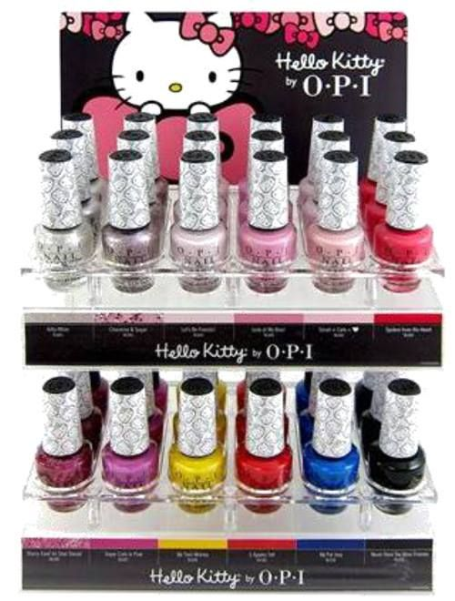 Hello Kitty by OPI Collection 2016 | Hello kitty, Uña decoradas y ...