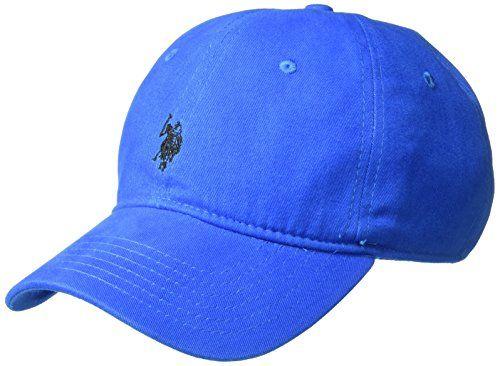 078c85ae8b9 Check U.S. Polo Assn. Men s Washed Twill Baseball Cap