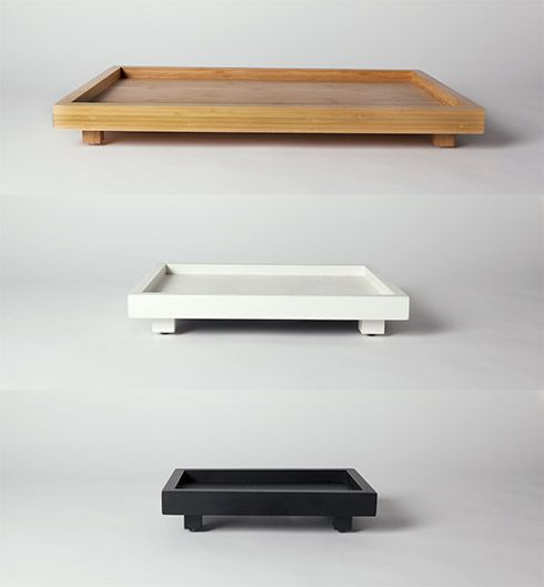 Trays by Rolf Sinnemark