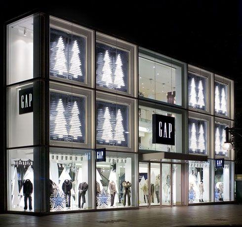 Gapby Minki Balinki Visual Merchandising and Window Displays