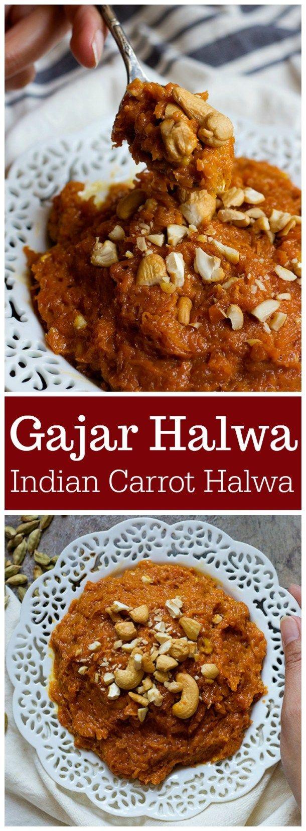 gajar halwa indian carrot halwa unicorns in the kitchen in 2020 indian dessert recipes on hebbar s kitchen halwa id=29021
