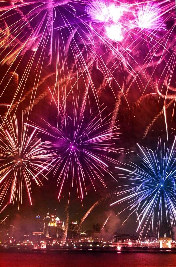 Check out my 2012 Fireworks guide for a listing of Philly