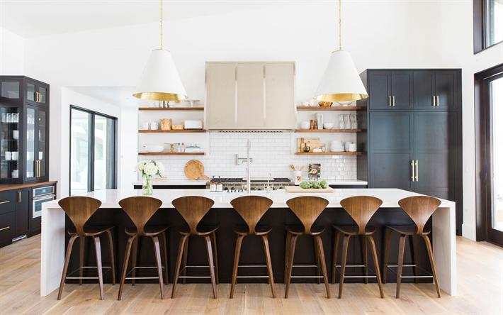 Descargar fondos de pantalla interior de la cocina, de diseño ...