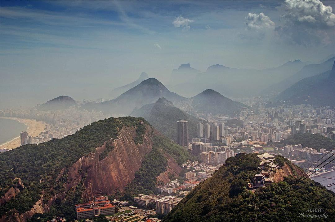 Sugarloaf mountain, Rio de Janeiro, Brazil by  https://www.facebook.com/mmmphotostudio