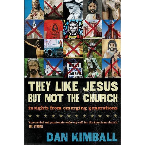 Dan Kimball was the speaker at a conference I went to and has some really good insights.
