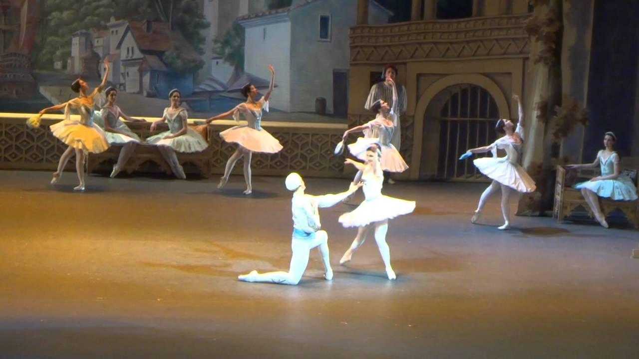 Le Corsaire (1) with Denis Rodkin, Maria Alexandrova Корсар-4, 24.04.16
