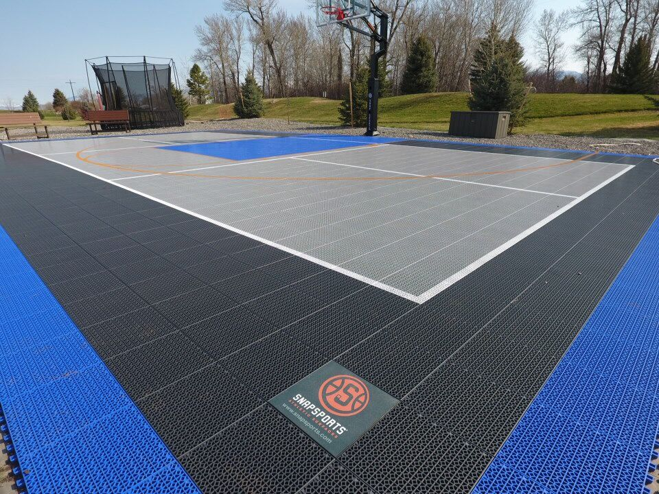 Build your dream back yard #snapsports for every court and ...