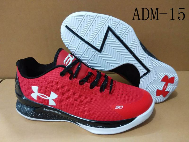 Newest And Cheapest Under Armour Curry I One 1 UA Low Sport Red Burgundy  Black White University Red 2016 Basketball Shoes 443d4ad140ea