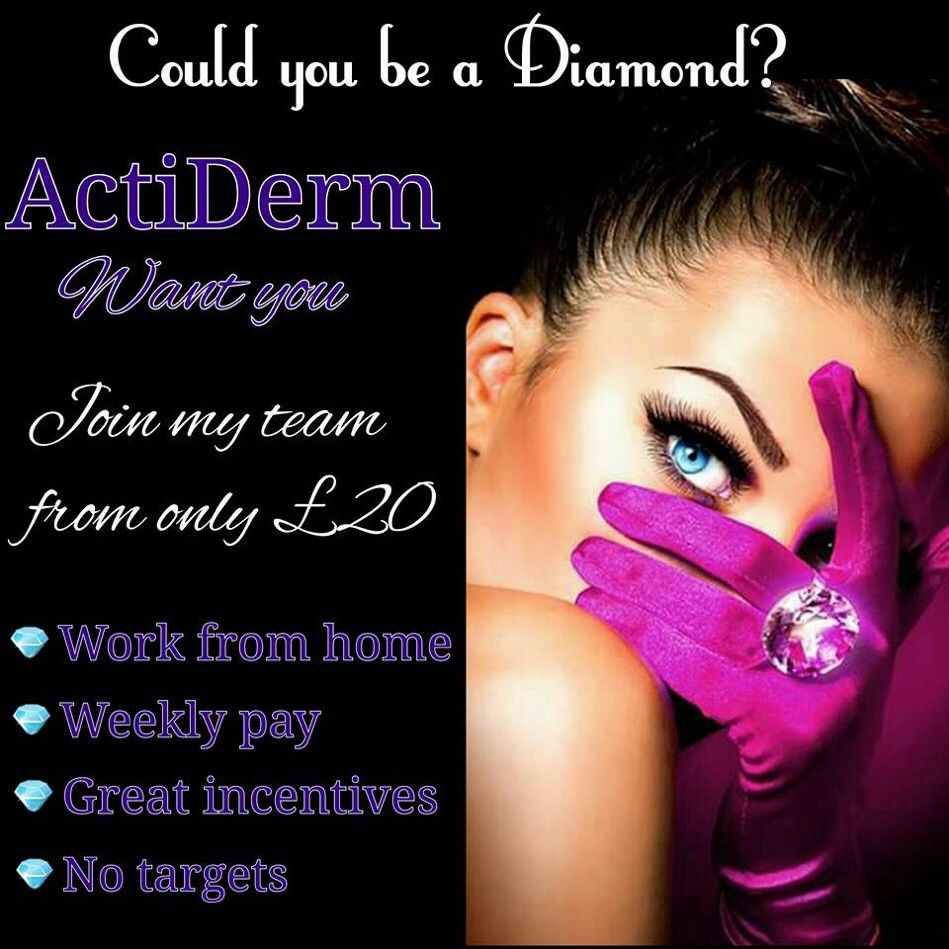 ActiDerm recruitment will STOP in July! Don't miss out on