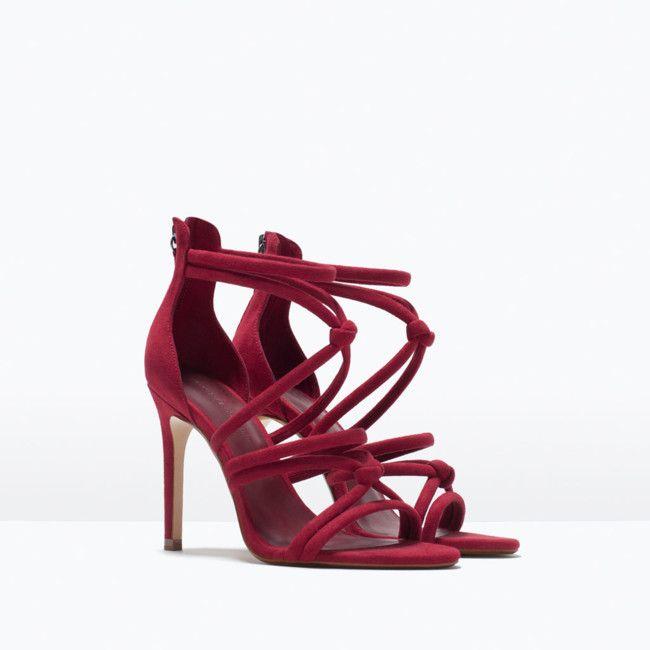 29dcb3bb89222 Las 7 sandalias de la nueva temporada de Zara que querrás estrenar ...