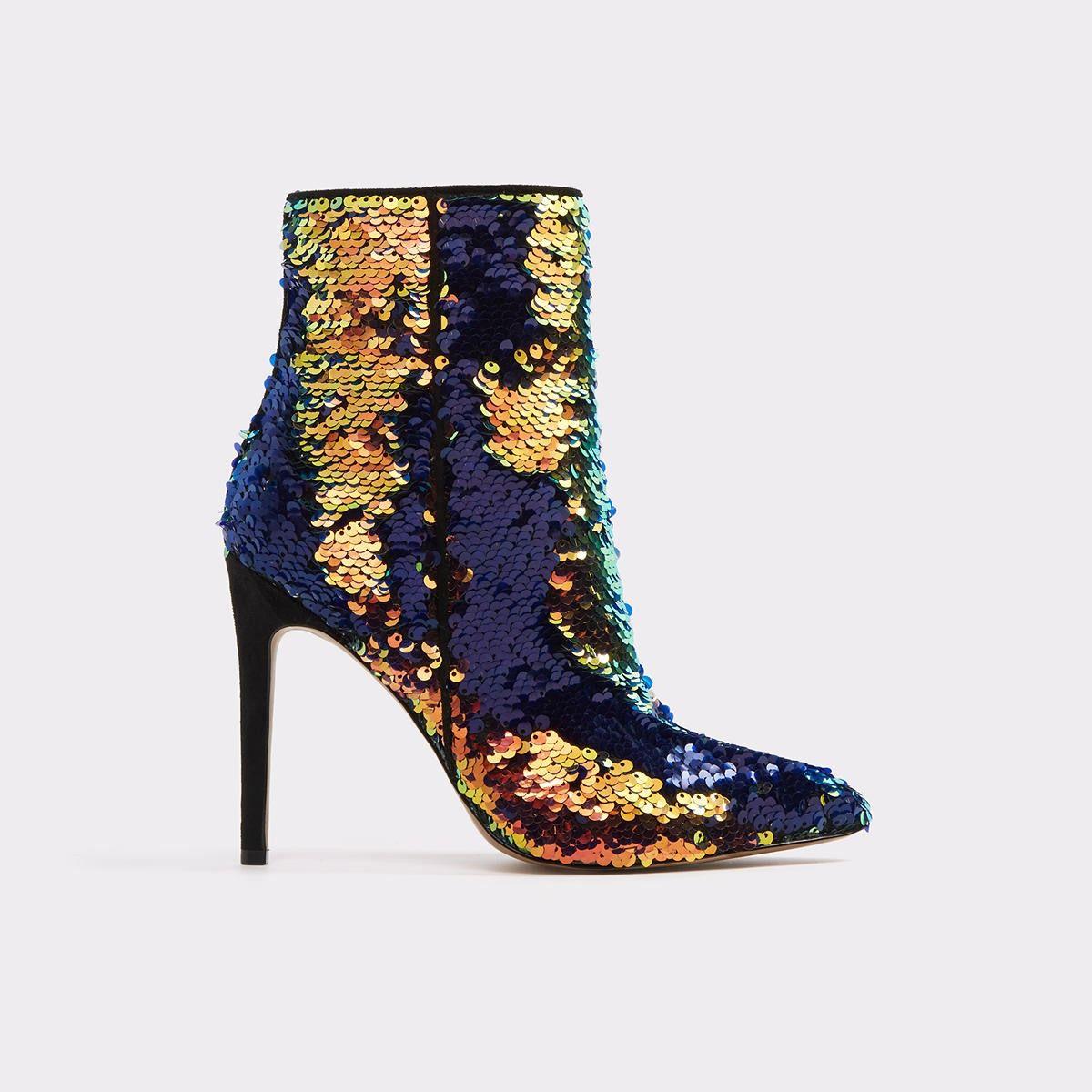 Boots, Stiletto heels