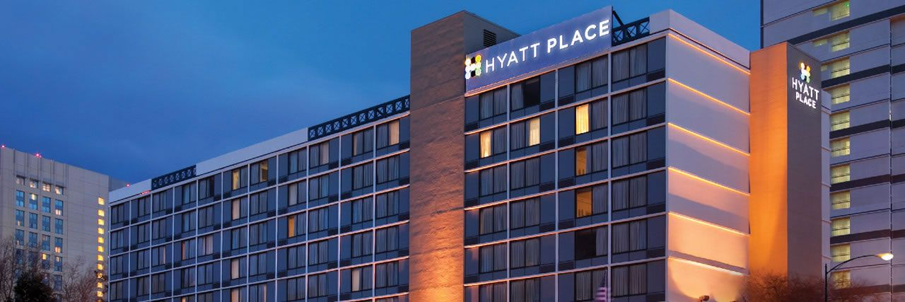 Hyatt Place San Jose Downtown Hotel Exterior