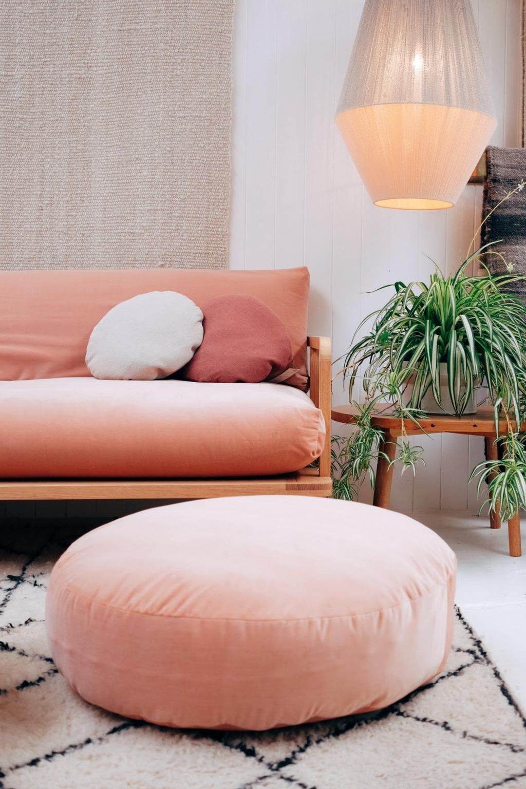 FLOOR CUSHION Velvet in 2020 Floor cushions, Boho