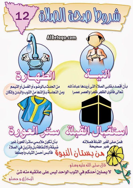 إنتماء أحكام الصلاه مصوره Muslim Kids Activities Islamic Kids Activities Kids Learning Reading