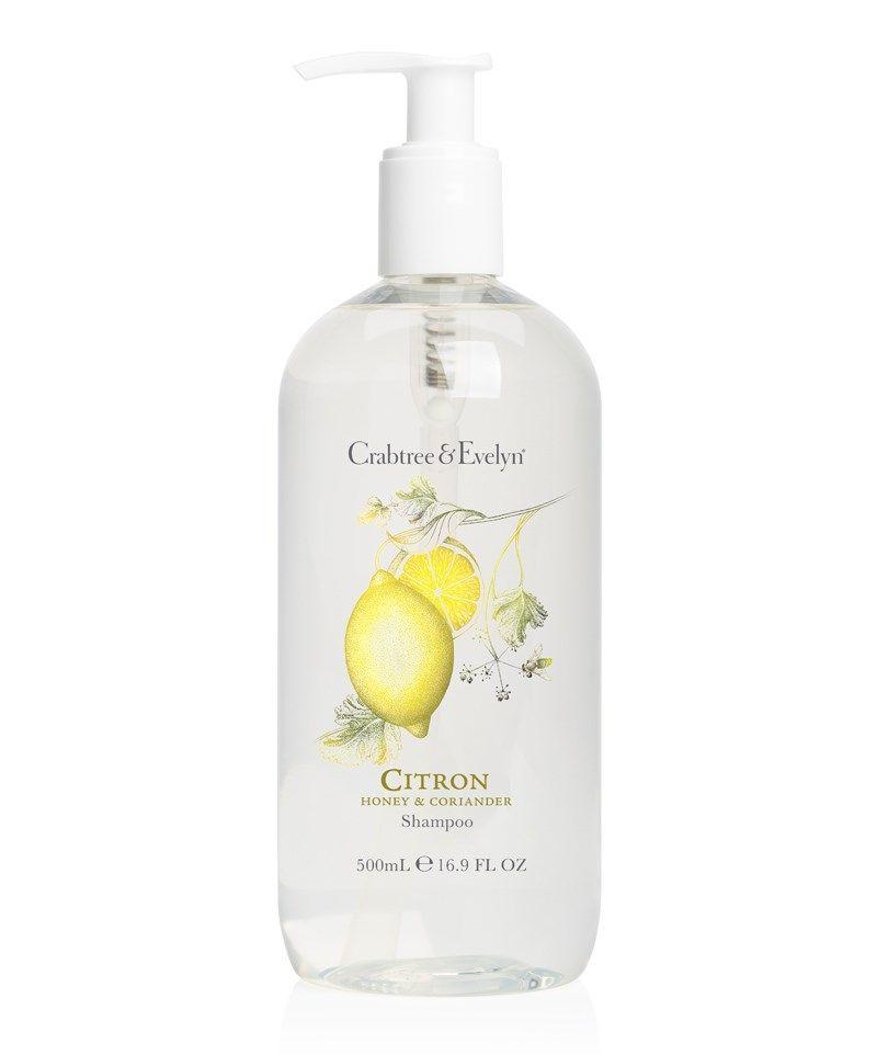 Citron, Honey & Coriander Shampoo 500ml   Crabtree & Evelyn