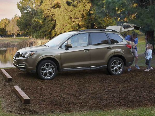 The 2017 Subaru Forester Has All Latest Technology And Safety Features You Ve Been Looking For Discover True Confidence In Motion
