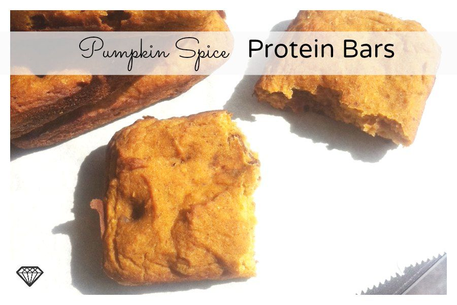 Pumpkin Spice Protein Bars: Jamie Eason Made Me Do It  MmMmMMM… Pumpkin-y Delights. Guilt-Free. Score! Today's recipe is originally by a huge inspiration of mine, MissJamie Eason. Jamie is not only a Bodybuilding.com Athlete, Former Texans Cheerleader and new Mommy, sheknows what is goin' on in the gym!She's got tons of great recipes, videos and tips that are definitely …