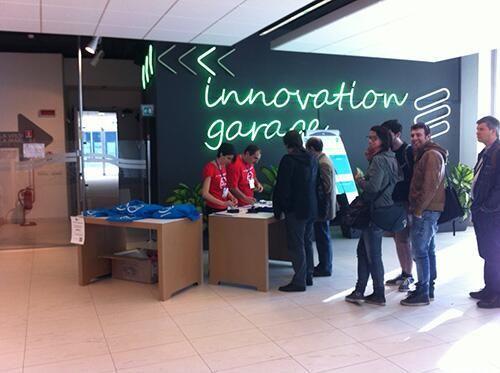"""Al mini Italian Agile Day di Genova (http://www.agileday.it/mini/2014/genova/), la prima versione """"mini"""" dell'Italian Agile Days, il principale evento della comunità agile italiana che si è tenuto al #TalentGarden di #Genova il 16maggio #miniiad"""