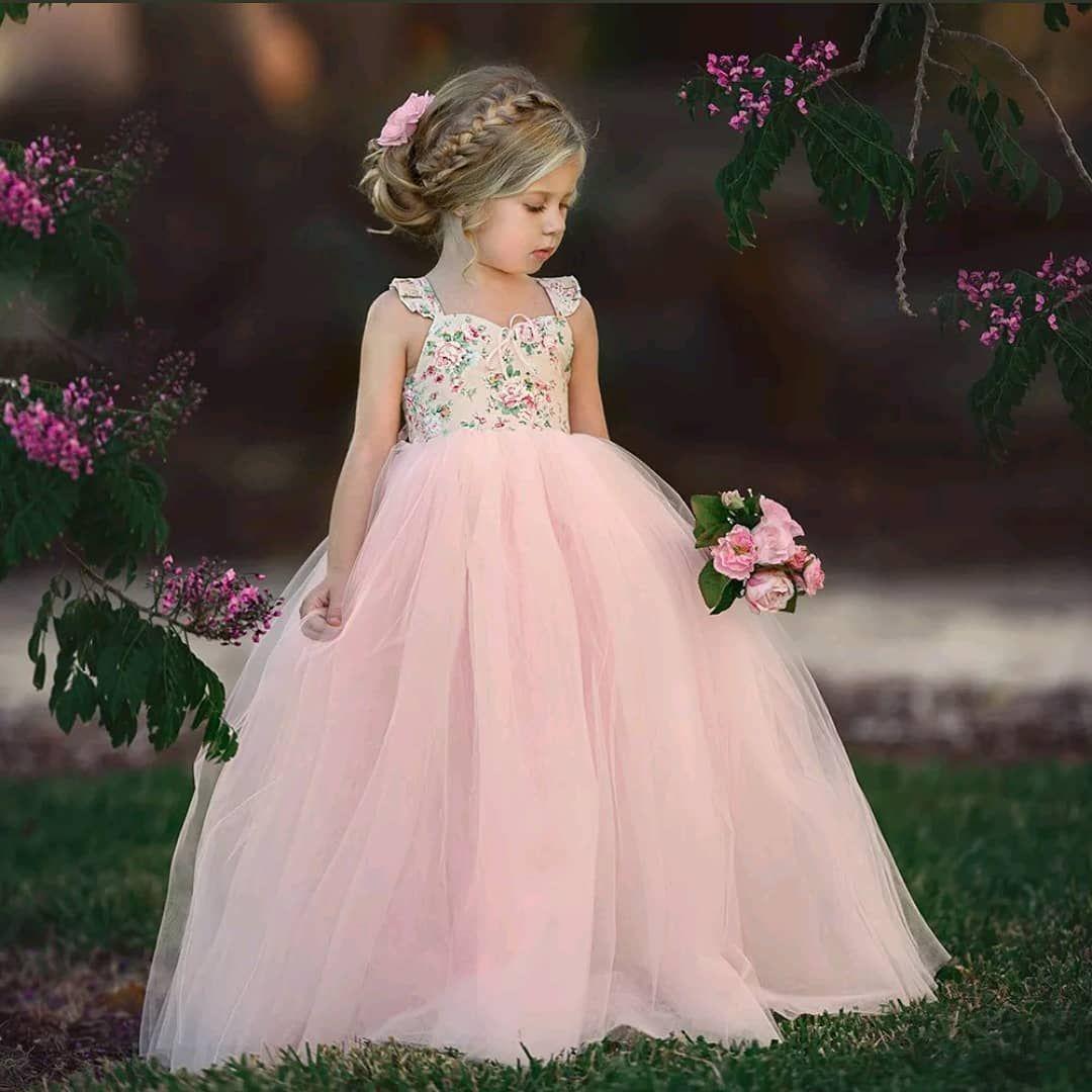 $23.99 Vestido de niña Edades: 1-2 años 2-3 años 3-4 años 4-5 años 5 ...