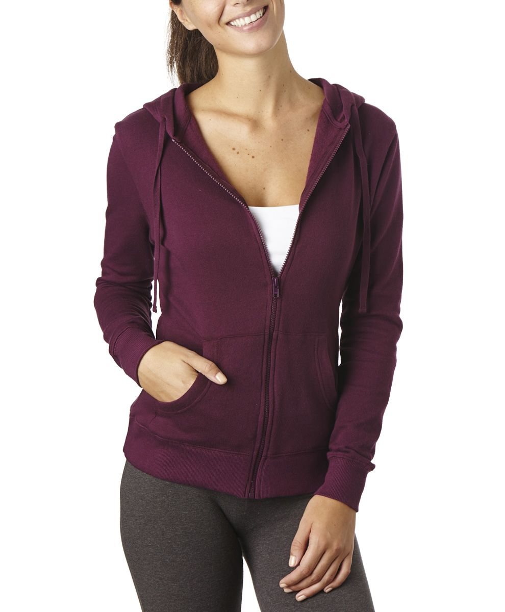 Super Soft Organic Women's Hoodie | Wear PACT | Fair Trade Basics ...