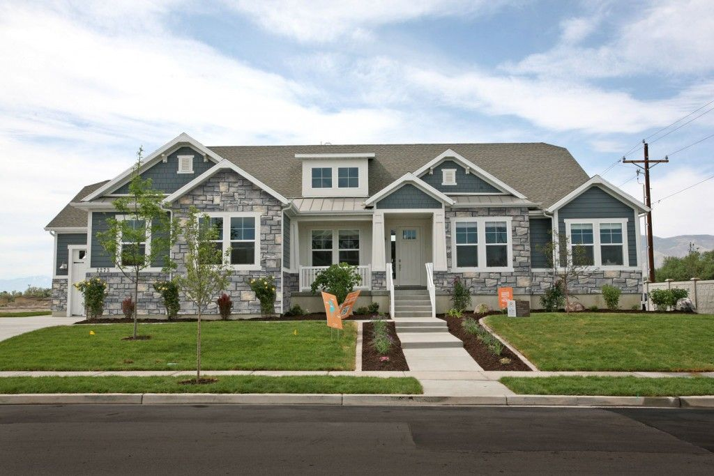 Olivia Is A An Upscale Rambler Floor Plan Spacious With 3
