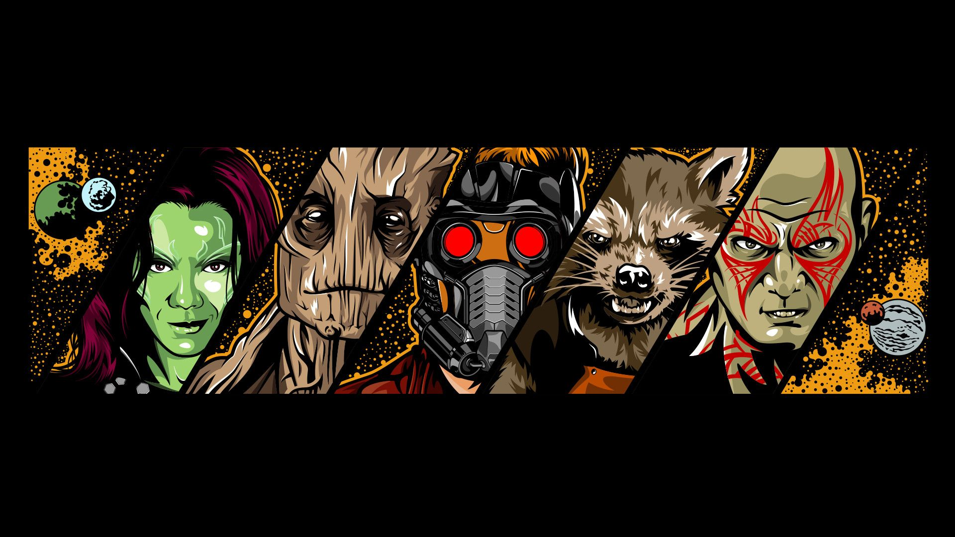Guardians Of The Galaxy 1920x1080 Wallpapers Con Imagenes