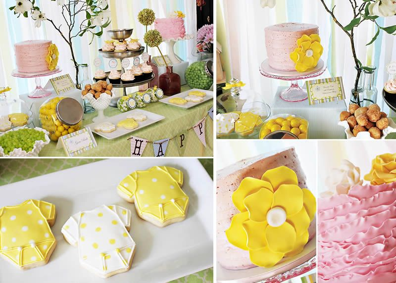 Girl Baby Shower Themes Yellow ~ Google image result for http: hostingessence.com wp content uploads