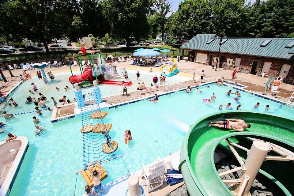 Onesty Family Aquatic Center City Of Charlottesville Water Park Water Parks Near Me Virginia Water Park