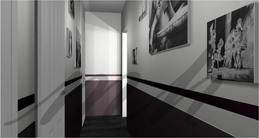 d coration couloir neue alle dekoration couloir pinterest dekoration decoration and room ForDeco Couloir