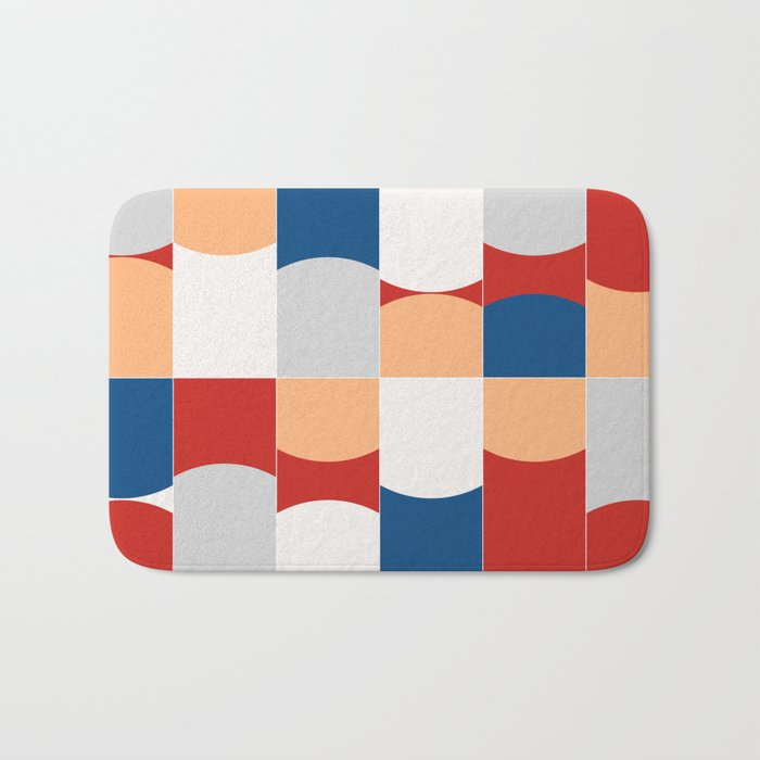 Buy Vivid Tiles 03 #Bathmat by #designdn #Worldwide #shipping #society6 #pattern available at society6.com/designdn Just one of millions of high quality products available. #homedecor #interiordesign #dormdecor #dormgoals #shopping #buyart #bathroom #bathroomdecor #giftideas #patterndesign #findyourthing #walltiles #bold #geometric #midmod