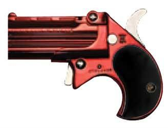 Cobra Derringer    COB DERRINGR .38-RED/BLACK