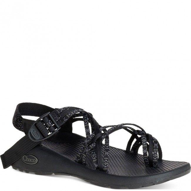J105524 Chaco Women's ZX/3 Classic Sandals - XOXO Black www.bootbay.com