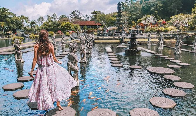 Tirta Gangga Royal Water Garden: All You Need To Know About Tirta Gangga Water Palace In