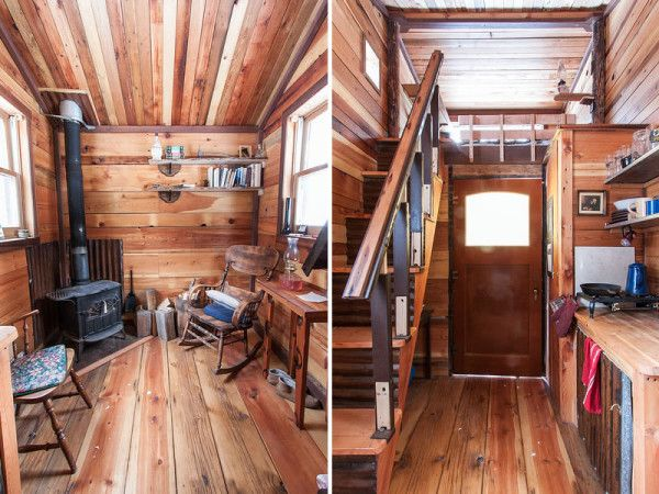 Potomac Tiny Home by FinnTiny House LivingTiny House Ideas