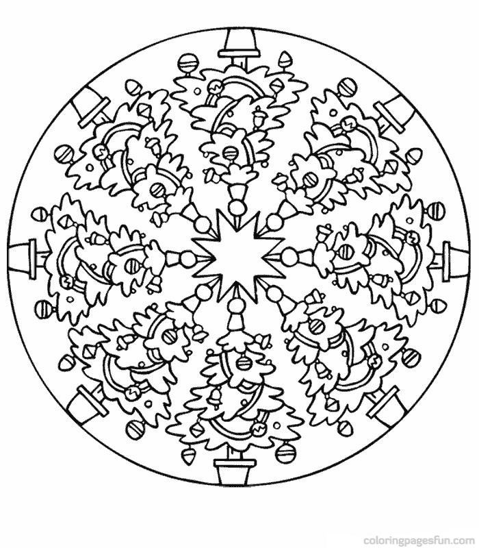Mandala Coloring Pages 32  Free Printable Coloring Pages