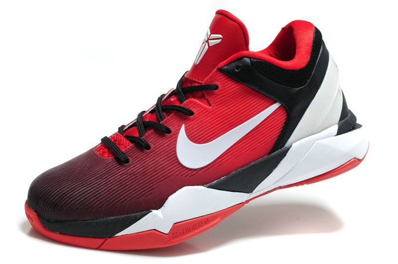 reputable site dc670 be716 Kobe 7 iD Fade Option Sport Red White