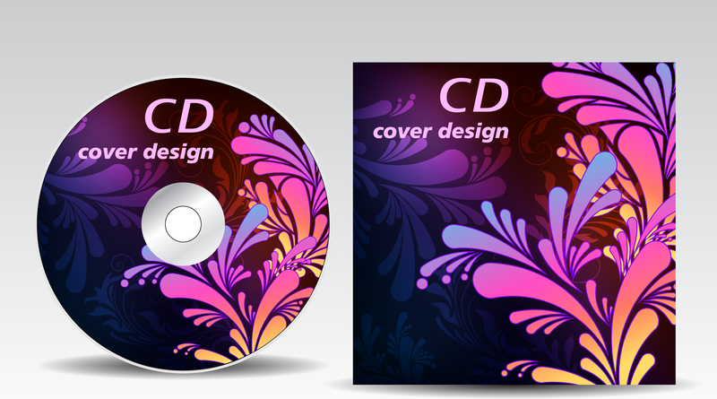 Attached Cdrom Disc Case 02 Vector #AD , #SPONSORED, #Affiliate, #Disc, #Vector, #Case, #Cdrom