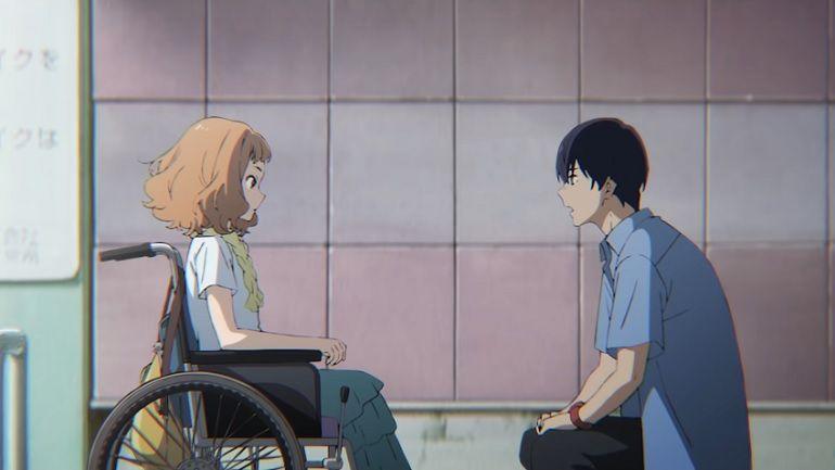 Josee to tora to sakanatachi filme anime revela estreia